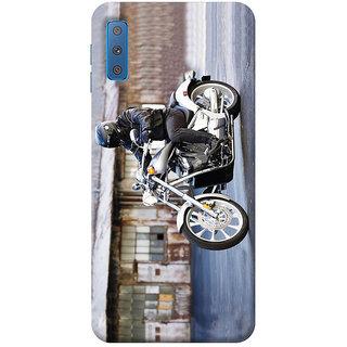 FABTODAY Back Cover for Samsung Galaxy A7 2018 - Design ID - 0889