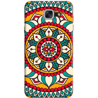 FABTODAY Back Cover for Samsung Galaxy J7 Max - Design ID - 0569