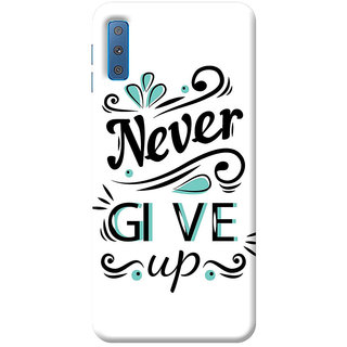 FABTODAY Back Cover for Samsung Galaxy A7 2018 - Design ID - 0537