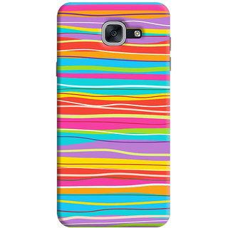 FABTODAY Back Cover for Samsung Galaxy J7 Max - Design ID - 0571