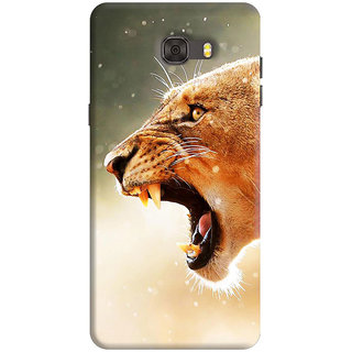 FABTODAY Back Cover for Samsung Galaxy C7 - Design ID - 0510