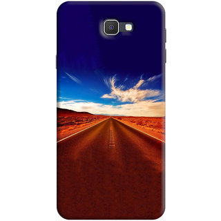 FABTODAY Back Cover for Samsung Galaxy On7 Prime - Design ID - 0827