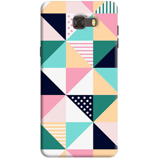 FABTODAY Back Cover for Samsung Galaxy C7 Pro - Design ID - 0487