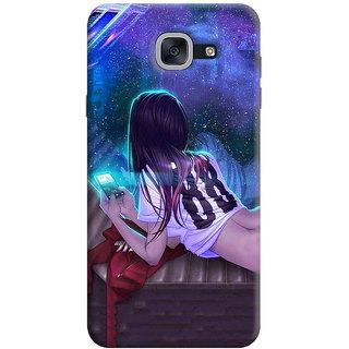 FABTODAY Back Cover for Samsung Galaxy J7 Max - Design ID - 0572