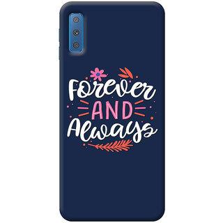 FABTODAY Back Cover for Samsung Galaxy A7 2018 - Design ID - 0540