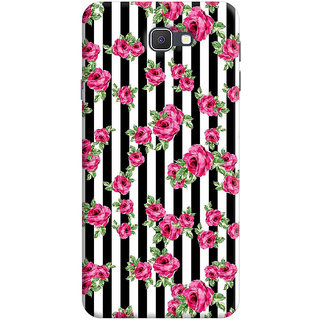FABTODAY Back Cover for Samsung Galaxy On7 Prime - Design ID - 0828