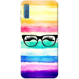 FABTODAY Back Cover for Samsung Galaxy A7 2018 - Design ID - 0284
