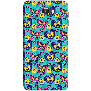 FABTODAY Back Cover for Samsung Galaxy On7 Prime - Design ID - 0829