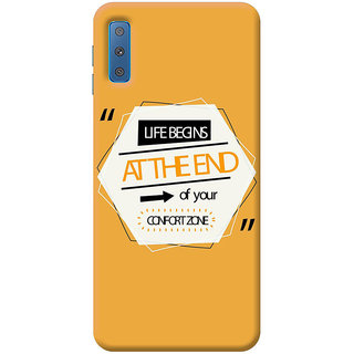 FABTODAY Back Cover for Samsung Galaxy A7 2018 - Design ID - 0542