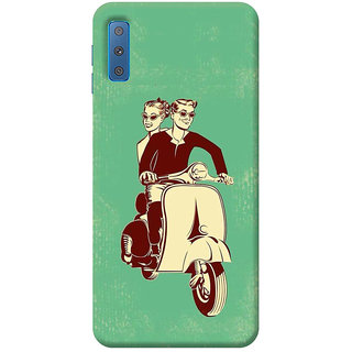 FABTODAY Back Cover for Samsung Galaxy A7 2018 - Design ID - 0285