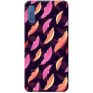 FABTODAY Back Cover for Samsung Galaxy A7 2018 - Design ID - 0896