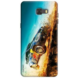 FABTODAY Back Cover for Samsung Galaxy C7 Pro - Design ID - 0109