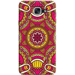 FABTODAY Back Cover for Samsung Galaxy J7 Max - Design ID - 0576