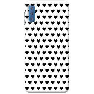 FABTODAY Back Cover for Samsung Galaxy A7 2018 - Design ID - 0293