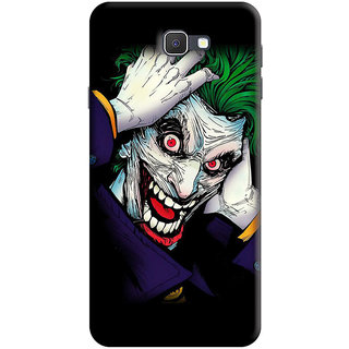 FABTODAY Back Cover for Samsung Galaxy On7 Prime - Design ID - 0843
