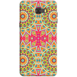 FABTODAY Back Cover for Samsung Galaxy C7 - Design ID - 0526