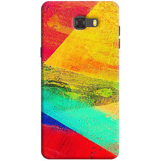 FABTODAY Back Cover for Samsung Galaxy C7 Pro - Design ID - 0505