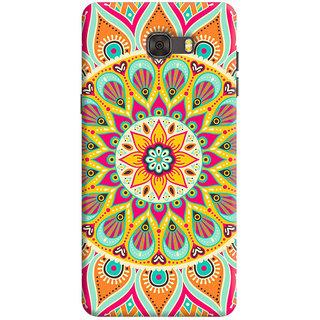 FABTODAY Back Cover for Samsung Galaxy C7 - Design ID - 0527