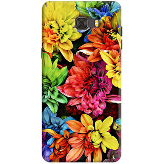 FABTODAY Back Cover for Samsung Galaxy C7 - Design ID - 0880