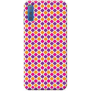 FABTODAY Back Cover for Samsung Galaxy A7 2018 - Design ID - 0301