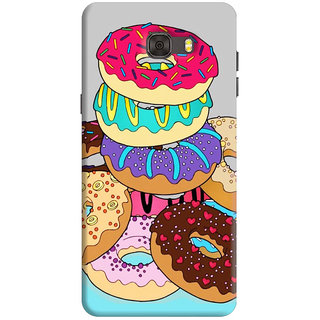 FABTODAY Back Cover for Samsung Galaxy C7 Pro - Design ID - 0506