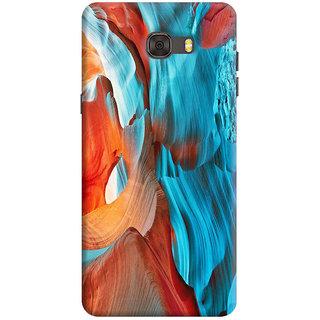 FABTODAY Back Cover for Samsung Galaxy C7 Pro - Design ID - 0847