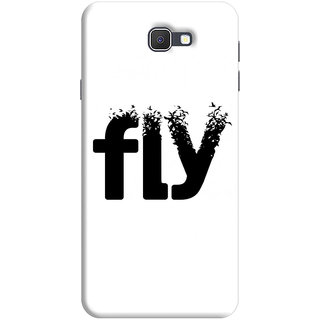 FABTODAY Back Cover for Samsung Galaxy On7 Prime - Design ID - 0846