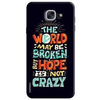 FABTODAY Back Cover for Samsung Galaxy J7 Max - Design ID - 0245