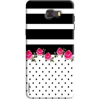 FABTODAY Back Cover for Samsung Galaxy C7 - Design ID - 0185