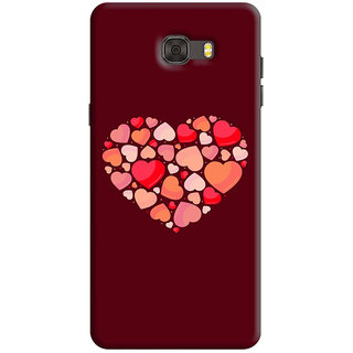 FABTODAY Back Cover for Samsung Galaxy C7 - Design ID - 0529