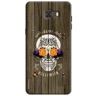 FABTODAY Back Cover for Samsung Galaxy C7 - Design ID - 0187