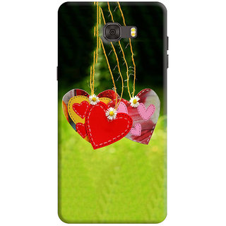 FABTODAY Back Cover for Samsung Galaxy C7 - Design ID - 0884