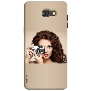 FABTODAY Back Cover for Samsung Galaxy C7 Pro - Design ID - 0128