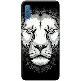 FABTODAY Back Cover for Samsung Galaxy A7 2018 - Design ID - 0563