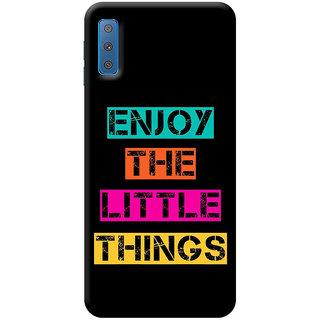 FABTODAY Back Cover for Samsung Galaxy A7 2018 - Design ID - 0306
