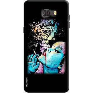 FABTODAY Back Cover for Samsung Galaxy C7 Pro - Design ID - 0129