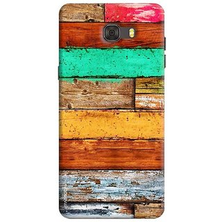FABTODAY Back Cover for Samsung Galaxy C7 - Design ID - 0189