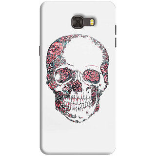 FABTODAY Back Cover for Samsung Galaxy C7 Pro - Design ID - 0852