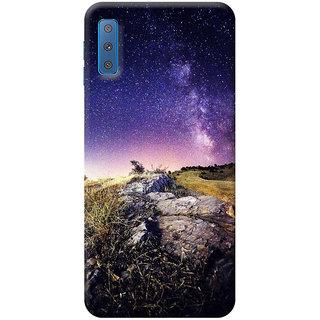 FABTODAY Back Cover for Samsung Galaxy A7 2018 - Design ID - 0916