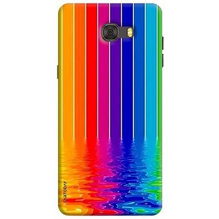 FABTODAY Back Cover for Samsung Galaxy C7 Pro - Design ID - 0130
