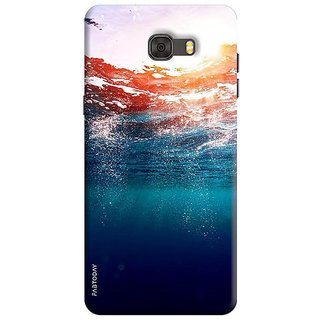 FABTODAY Back Cover for Samsung Galaxy C7 - Design ID - 0190