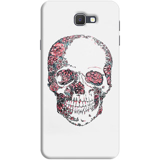 FABTODAY Back Cover for Samsung Galaxy On7 Prime - Design ID - 0852