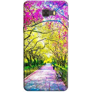 FABTODAY Back Cover for Samsung Galaxy C7 Pro - Design ID - 0512