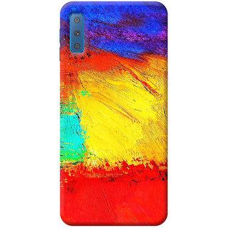 FABTODAY Back Cover for Samsung Galaxy A7 2018 - Design ID - 0917