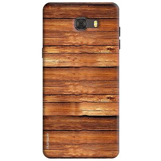 FABTODAY Back Cover for Samsung Galaxy C7 Pro - Design ID - 0132