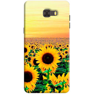 FABTODAY Back Cover for Samsung Galaxy C7 Pro - Design ID - 0855