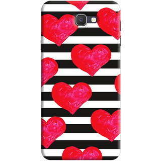 FABTODAY Back Cover for Samsung Galaxy On7 Prime - Design ID - 0854