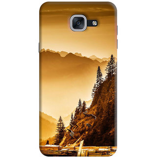FABTODAY Back Cover for Samsung Galaxy On Max - Design ID - 0919