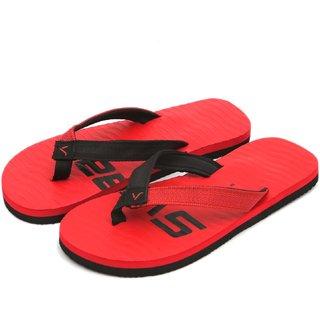 Svaar Casual Red Flip Flops