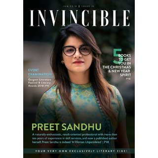 Invincible Magazine- January Edition 2019